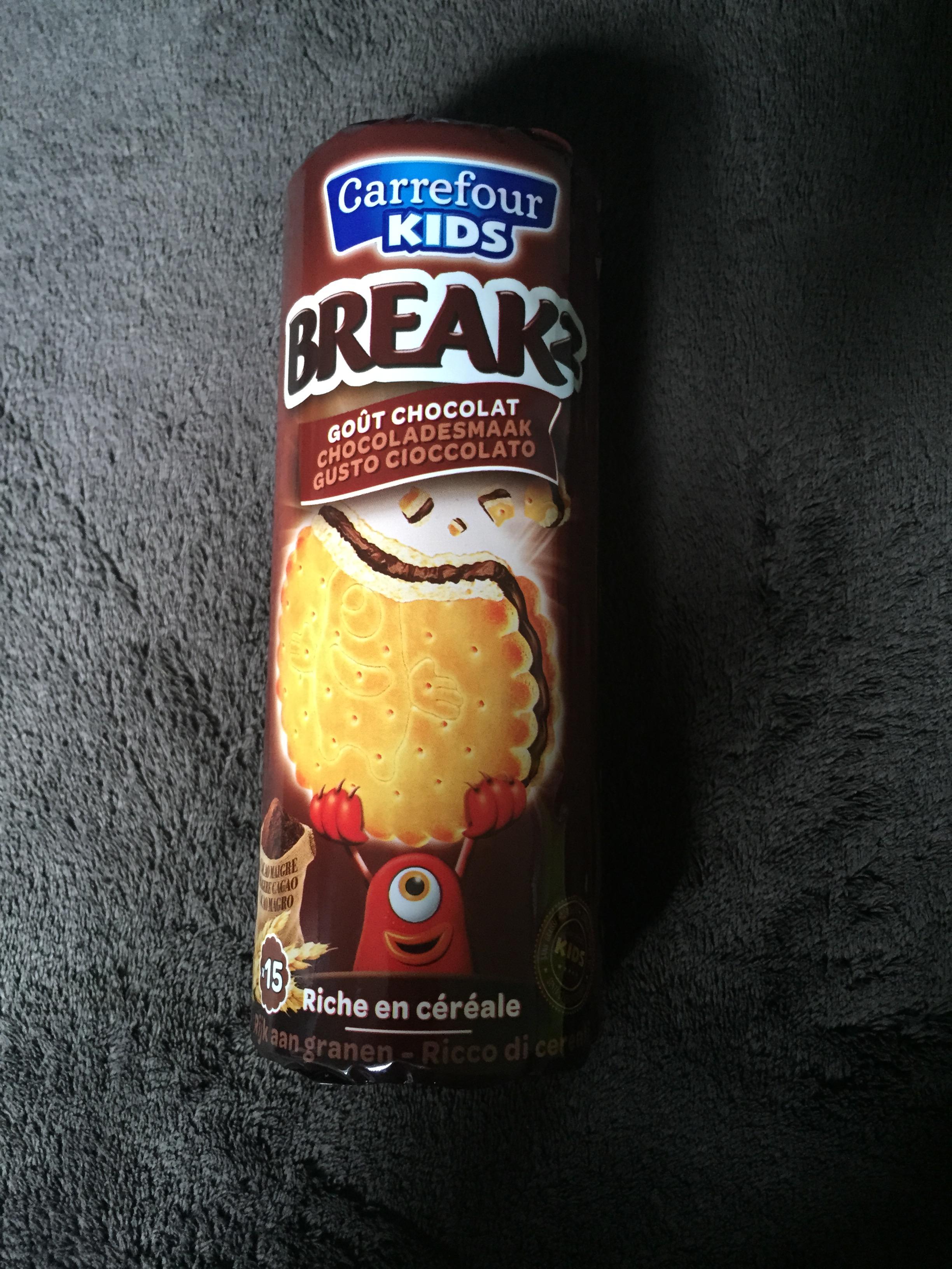 Carrefour Kids Breakz Chocolat Dunking Thursdays